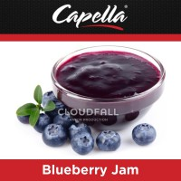 Ароматизатор Capella - Blueberry Jam (Чорничний джем)