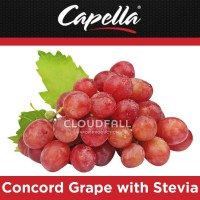 Ароматизатор Capella - Concord Grape with Stevia (Сладкий виноград)