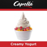 Ароматизатор Capella - Creamy Yogurt (Йогурт)