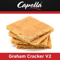 Ароматизатор Capella - Graham Cracker V2 (Грахам крекер)