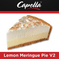 Ароматизатор Capella - Lemon Meringue Pie V2 (Лимонный пирог)