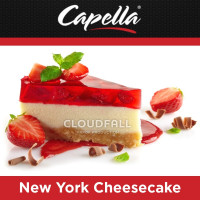 Ароматизатор Capella - New York Cheesecake (Чизкейк)