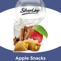 Ароматизатор Capella SilverLine - Apple Snacks (Яблочные чипсы)