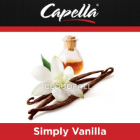 Ароматизатор Capella - Simply Vanilla (Ваниль)