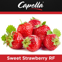 Ароматизатор Capella - Sweet Strawberry RF (Клубника)