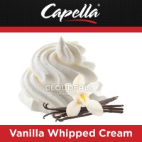Ароматизатор Capella - Vanilla Whipped Cream (Взбитые сливки)