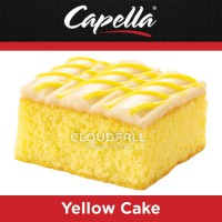 Ароматизатор Capella - Yellow Cake (Бисквит)