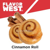 Ароматизатор Flavor West - Cinnamon Roll (Выпечка с корицей)