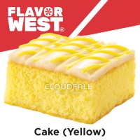 Ароматизатор Flavor West - Cake (Yellow) (Бисквит)