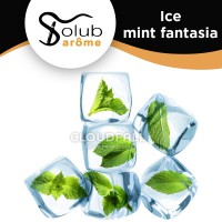 Ароматизатор Solubarome - Ice mint fantasia (Мята с ментолом)