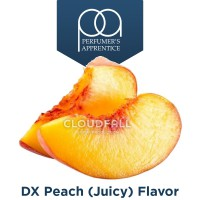 Ароматизатор TPA - DX Peach (Juicy) Flavor (Сочный персик)