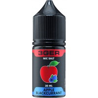 Жидкость 3Ger Salt Apple Blackcurrant 30 мл