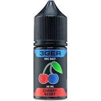Жидкость 3Ger Salt Cherry Berry 30 мл
