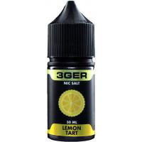 Жидкость 3Ger Salt Lemon Tart 30 мл