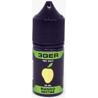 Жидкость 3Ger Salt Mango Nectar 30 мл