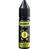 Жидкость 3Ger Salt Pineapple Mango 15 мл