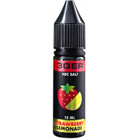 Жидкость 3Ger Salt Strawberry Lemonade 15 мл