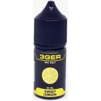 Жидкость 3Ger Salt Sweet Lemon 30 мл