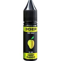 Жидкость 3Ger Salt Sweet Mango 15 мл