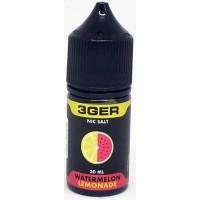 Жидкость 3Ger Salt Watermelon Lemonade 30 мл