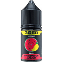 Жидкость 3Ger Salt Watermelon Mango 30 мл