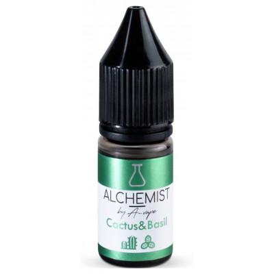 Жидкость Alchemist Cactus Basil 10 мл
