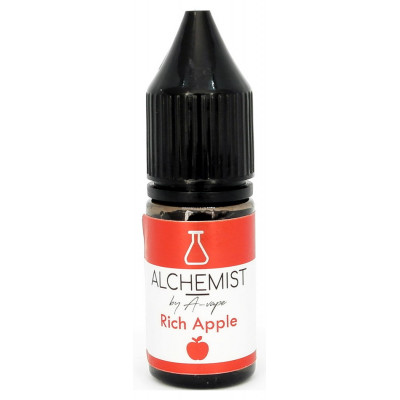 Жидкость для электронных сигарет Alchemist Rich Apple 10 мл
