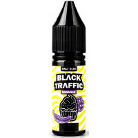 Жидкость Black Triangle Salt Black Traffic Bananaz 15 мл