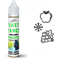 Жидкость Fancy Monster Salt Cold Apple with Grape 30 мл