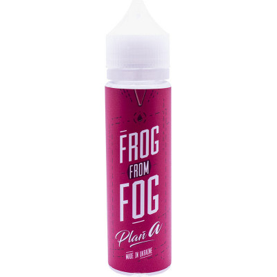 Жидкость Frog from Fog - Plan A 60 мл