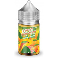 Жидкость Fruit Monster Salt Mango Peach Guava 30 мл