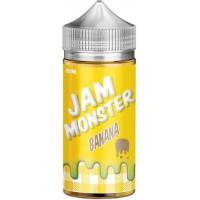 Жидкость Jam Monster Banana 100 мл