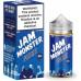 Жидкость для электронных сигарет Jam Monster Blueberry 100 мл