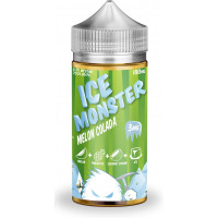 Жидкость Jam Monster Melon Colada Ice 100 мл