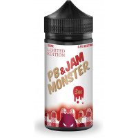 Жидкость Jam Monster PB LE Strawberry 100 мл