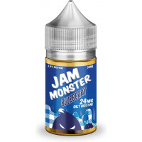 Жидкость Jam Monster Salt Blueberry 30 мл