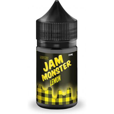 Жидкость для электронных сигарет Jam Monster Salt Lemon LE 30 мл