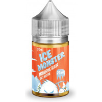 Жидкость Jam Monster Salt Mangerine Guava Ice 30 мл
