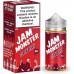 Жидкость для электронных сигарет Jam Monster Strawberry 100 мл