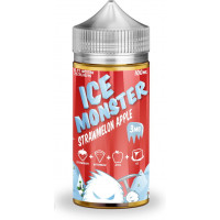 Жидкость Jam Monster Strawmelon Apple Ice 100 мл