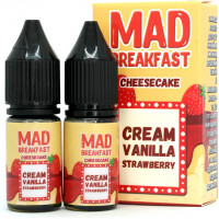 Жидкость Mad Breakfast Salt Cheesecake 10 мл 2 шт