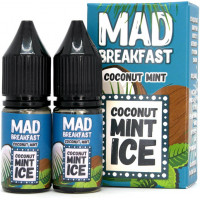 Жидкость Mad Breakfast Salt Coconut Mint 10 мл 2 шт