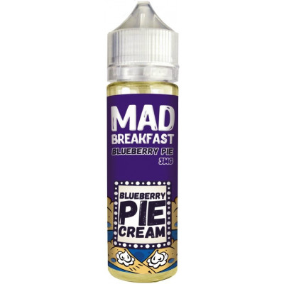 Жидкость Mad Breakfast - Blueberry Pie 60 мл
