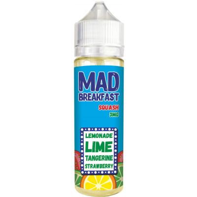 Жидкость для электронных сигарет Mad Breakfast Squash 60 мл