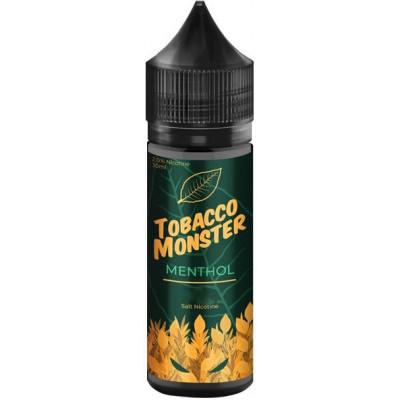 Жидкость Tobacco Monster Salt Menthol 15 мл