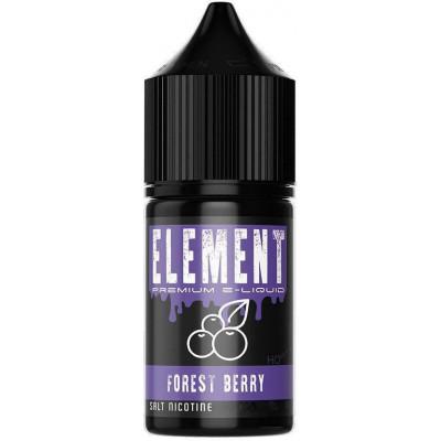 Жидкость для электронных сигарет Element Salt Forest Berry 30 мл