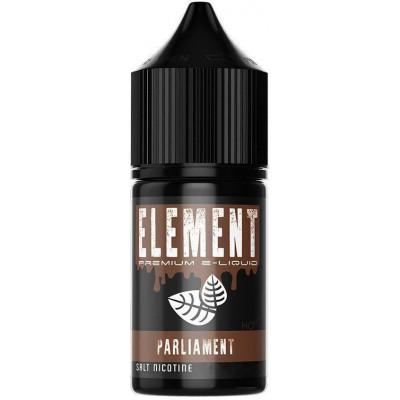 Жидкость для электронных сигарет Element Salt Parliament 30 мл