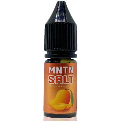Жидкость для электронных сигарет MNTN Salt Mango Nectar Ice Swt 10 мл