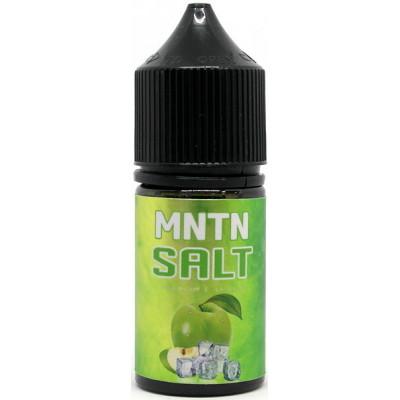 Жидкость MNTN Salt Ice Apple 30 мл