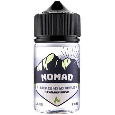 Жидкость для электронных сигарет NOMAD Sacred Wild Apple 75 мл
